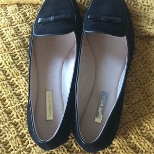 New Louise et Cie Anniston black flat
